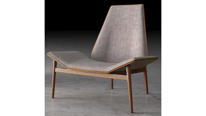 Kam Lounge Chair