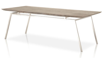 Libris 87 Inch Dining Table