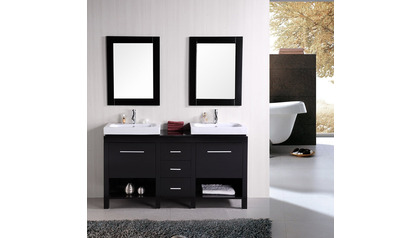 "Marly 60"" Double Sink Vanity Set"