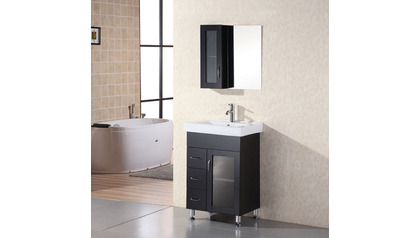 "Martina 24"" Single Sink Vanity Set"
