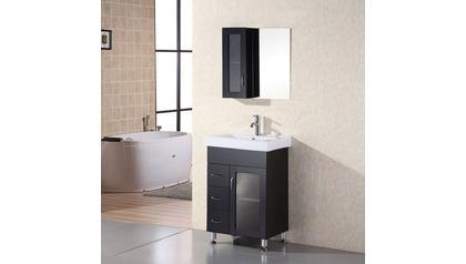 "Martina 24"" Single Sink Vanity Set"