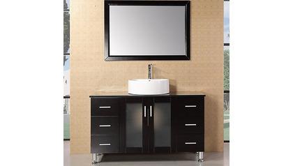 """Maya 48"""" Single Sink Vanity Set"""