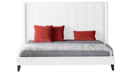 Modena Bed- White
