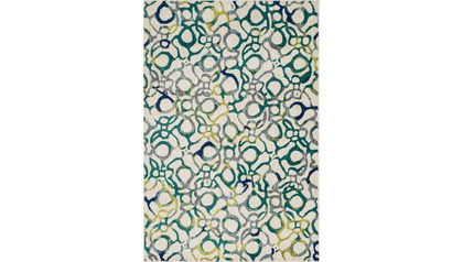 Monet Bubbles Rug