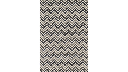Nautilus Grey and Ivory Rug