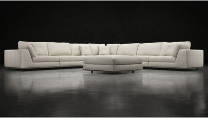 Persis Large Corner Sectional Sofa