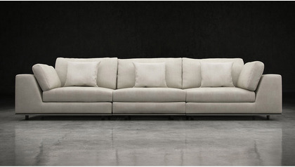 Persis Three Seat Sofa