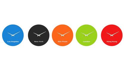 BOLLA CLOCK Global Clock Kit