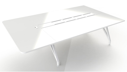 EYHOV End Table - Double