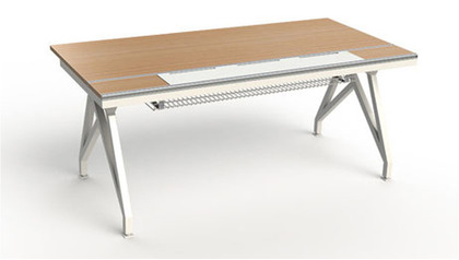 EYHOV RAIL Single Workstation - 60""
