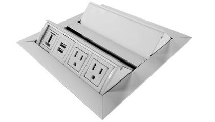 EYHOV Surface Mounted Power Data Unit Set