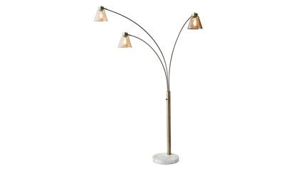 Sienna Arc Lamp