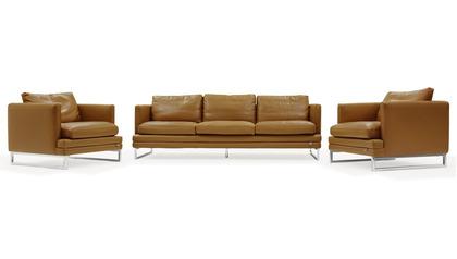 Brando Sofa Set with 2 Armchairs