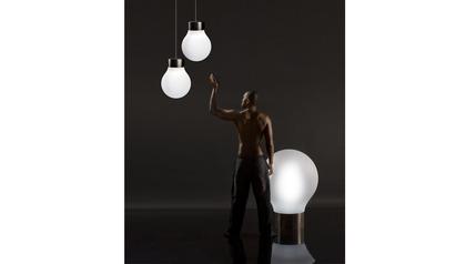 "The Second Light Lamp - 7.5"""