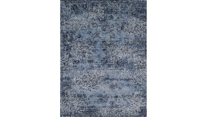 Valentin Blue and Grey Rug