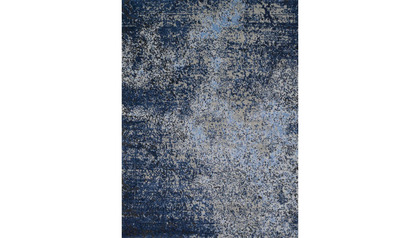 Valentin Grey and Navy Rug
