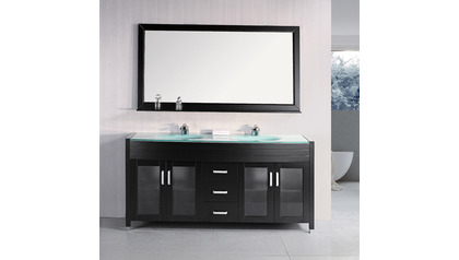 "Walton 72"" Double Sink Vanity Set"