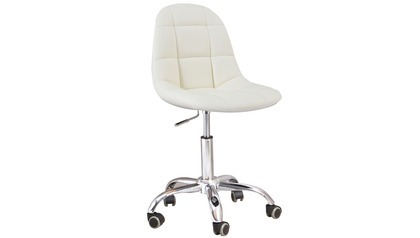 Rochelle Office Chair - White
