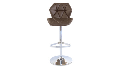 Prism Bar Stool - Brown