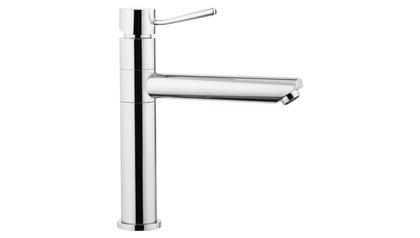 Minimal Deck Mount Movable Spout Sink Faucet
