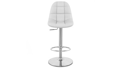 Rochelle Grey Bar Stool