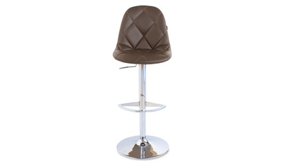 Romy Brown Bar Stool