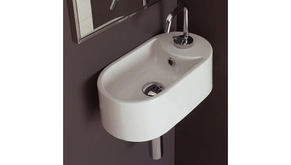 Seventy Collection Wall Mounted Sink