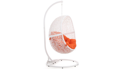Shore Swing Chair - White