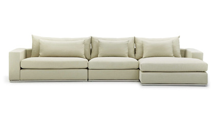 Soriano Sectional - Beige