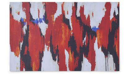 """Sunburnt in Surat Canvas Art - 80"""" x 50"""""""