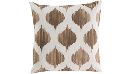 Ogee Throw Pillow