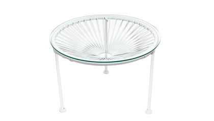 Zica Table - White Frame