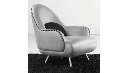 Vitali Chair - Light Grey