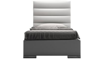 Reina Bed - White