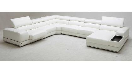 Wynn Sectional - White