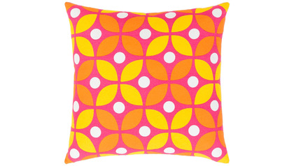 Miranda Geometric Throw Pillow