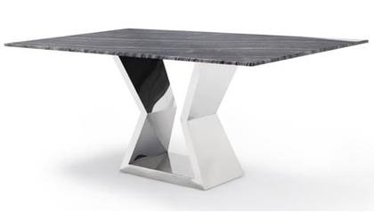Grigio 71 Inch Dining Table