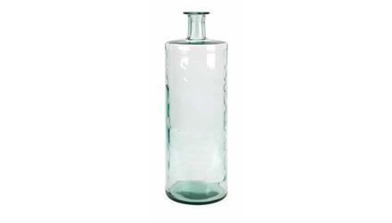Vettriano Oversized Tall Recycled Glass Vase