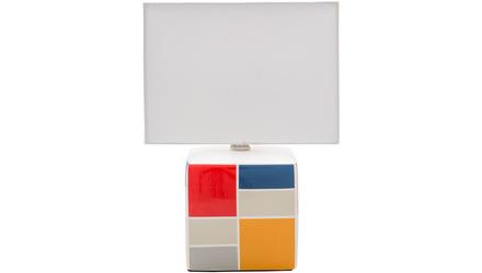Piet Square Table Lamp