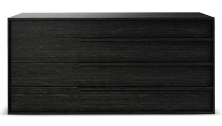 Blake Dresser - Gray Oak