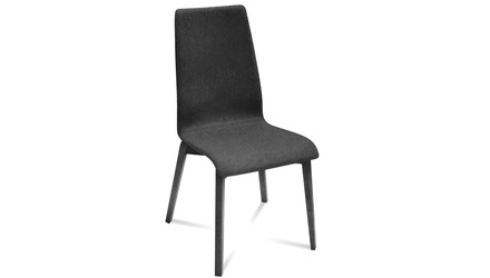 Brandi Anthracite Dining Chair - Set of 2