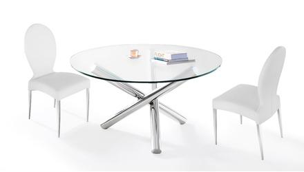 Ira Round Dining Table