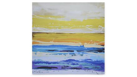 "Cyprus Sunrise Canvas Art - 50"" x 50"""