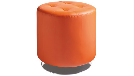 Danika Small Swivel Ottoman