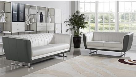 Delta Sofa Set with Armchair