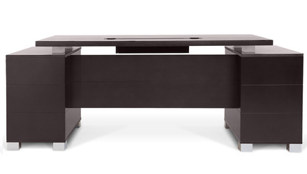 Ford Desk - Dark Walnut