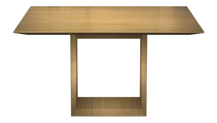 Galice Square Dining Table - Natural Oak