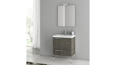New Space 23 Inch Vanity Set