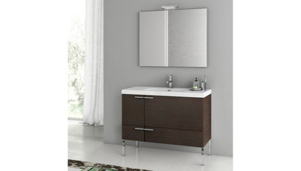 New Space 39 Inch Vanity Set