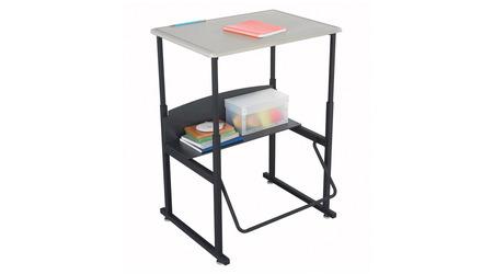 """AlphaBetter Desk, 28 x 20"""" Standard Top"""